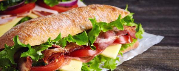 Commande de sandwichs