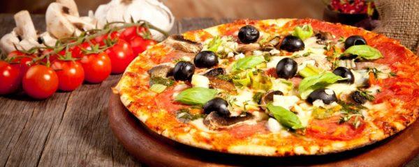Pizza en ligne