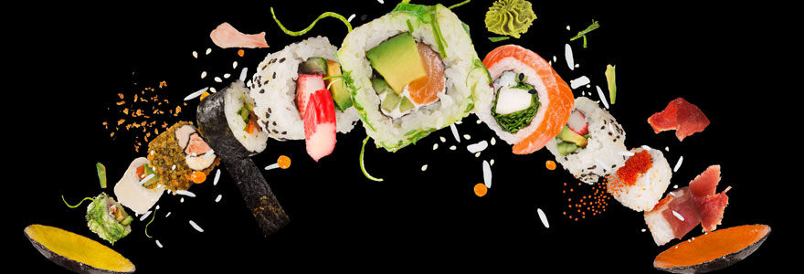Sushi à Lille